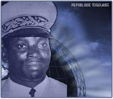 (Feu Président Gnassingbe Eyadema)