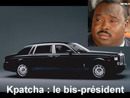 (kpatcha gnassingbé)