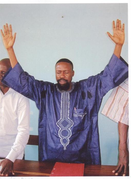 MESSAGER-AVERTISSEUR Prophète de la Nation ESAÏE-Romain Kokou DEKPO