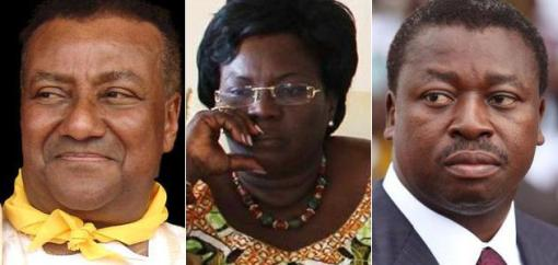 Togo-Faure-Gnassingbé-Angèle-Aguigah-Gilchrist-Olympio-processus-electoral-2013